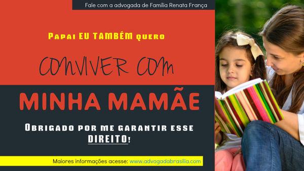Advogada de Direito de Familia em Brasília, Divorcio, Uniao Estavel, Revisao de Alimentos, Guarda dos filhos, Guarda Compartilhada