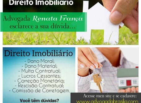 Direito Imobiliário - Brasília - Distrito Federal - Juros de Obras