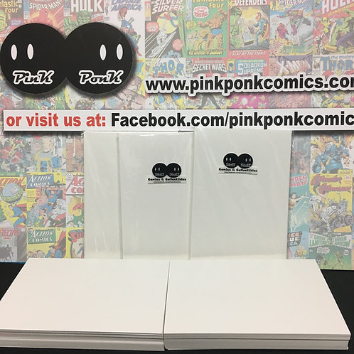 ACID-FREE Comic Backing Boards Fullback (10s)