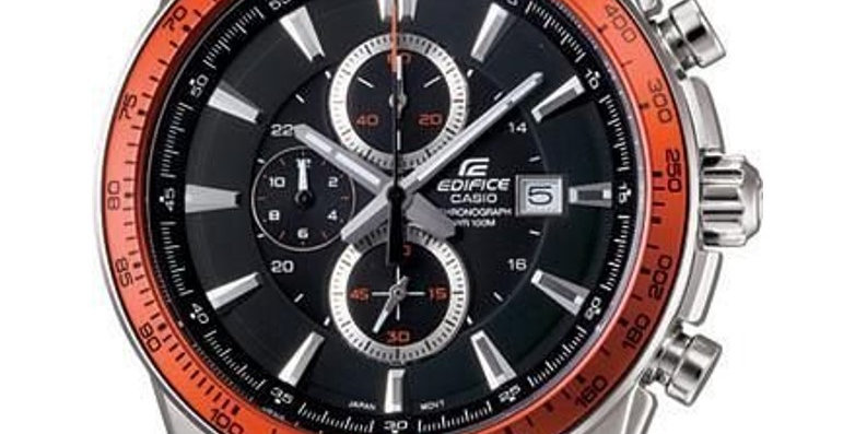 Casio Edifice EF-547D-1A5