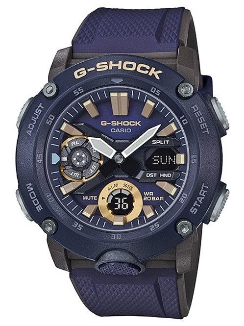 G-Shock GA-2000-2A Cobalt