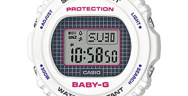 Casio Baby-G BGD-570THB-7D G-Lide
