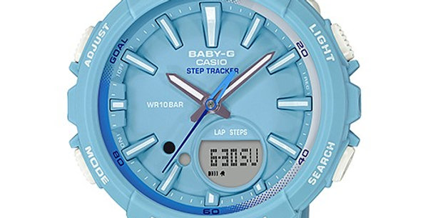 Casio Baby-G BGS-100RT-2A G-Squad