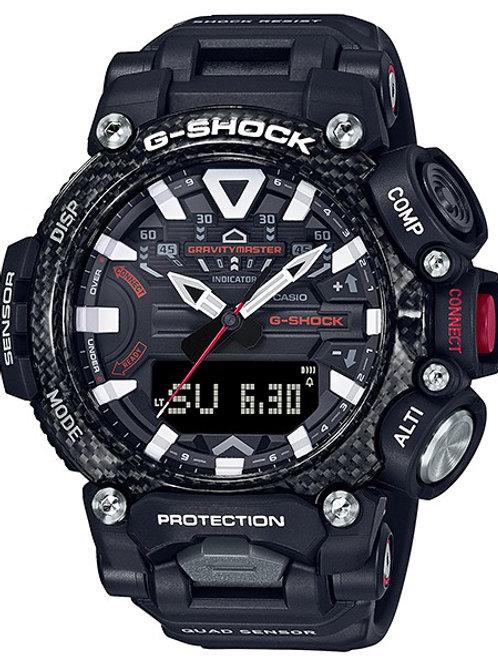 G-Shock GR-B200-1A Brilliant Black
