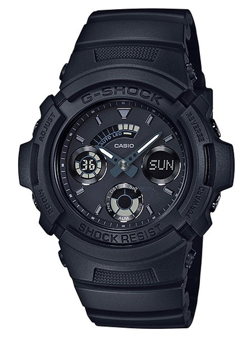 G-Shock AW-591BB-1A Black-Out