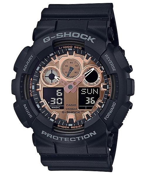 G-Shock GA-100MMC Alluring