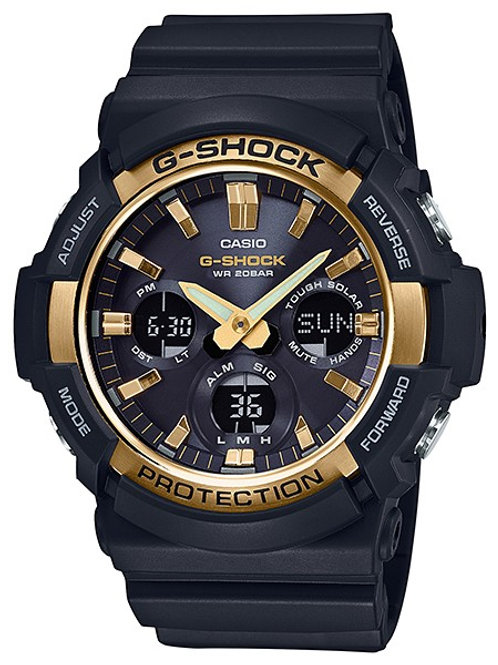 G-Shock GAS-100G-1A Exceptional