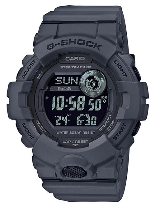 G-Shock GBD-800UC-8 Gunmetal