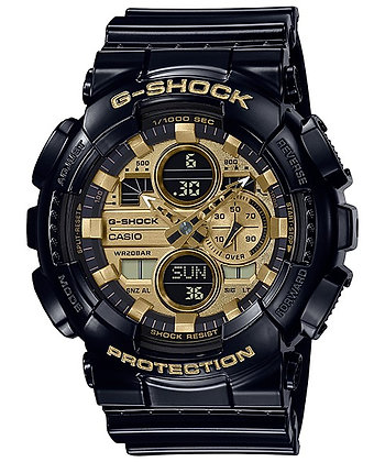 G-Shock GA-140GB-1A Garish Gold