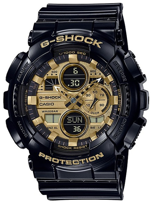 G-Shock GA-140GB-1A Garish Gold