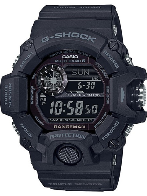G-Shock GW-9400-1B Black-Out