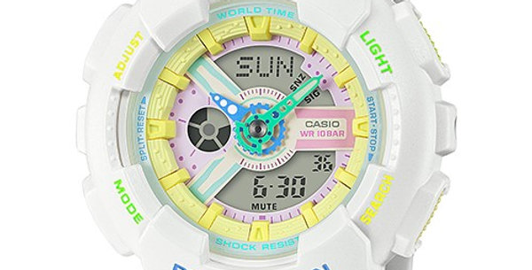 Casio Baby-G BA-110TM-7A Decora