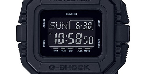 Casio G-Shock DW-D5500BB-1D Neoclassic