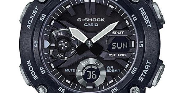 G-Shock GA-2000S-1A Sable