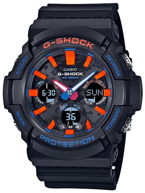 G-Shock GAS-100CT-1A Urban City