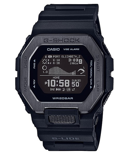 G-Shock GBX-100NS-1 Black-Out