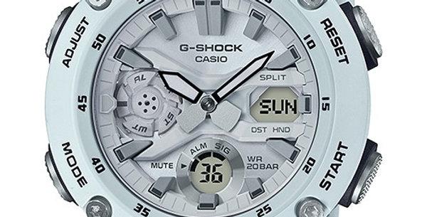 Casio G-Shock GA-2000S-7A Carbon Core Guard