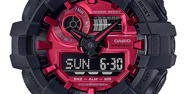 G-Shock GA-700AR-1A Metallurgic