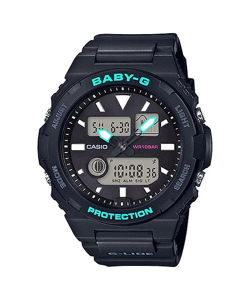 Casio Baby-G BAX-100 Evocative