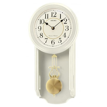 Seiko Wall Clock QXH063C Westminster