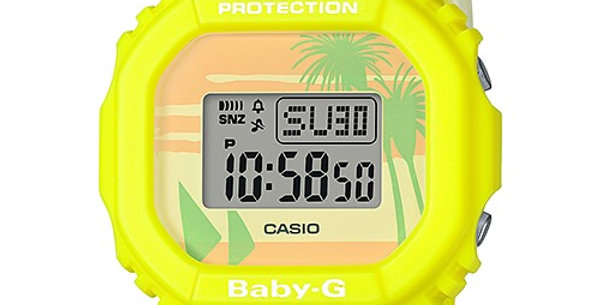 Casio Baby-G BGD-560BC-9D Recreated