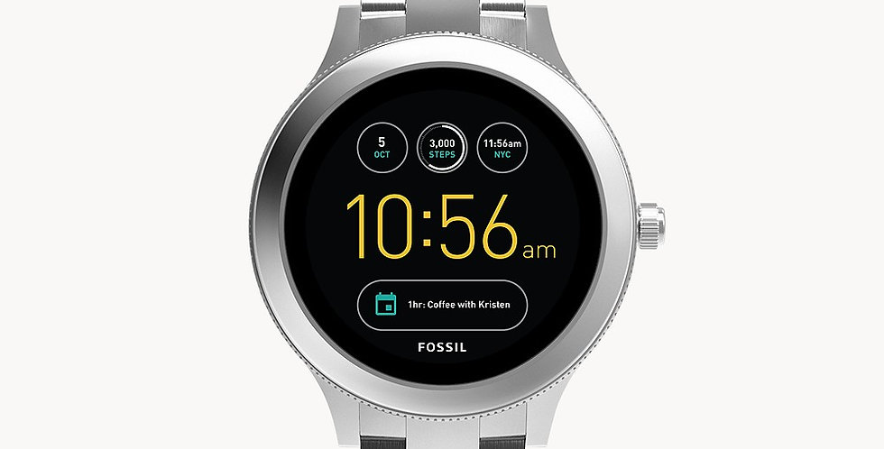 Fossil FTW6003 Gen 3 Smartwatch Explorist