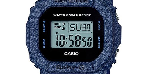 Casio Baby-G BGD-560DE-2D Denim