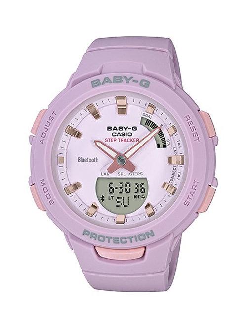 Baby-G BSA-B100-4A2 Magenta