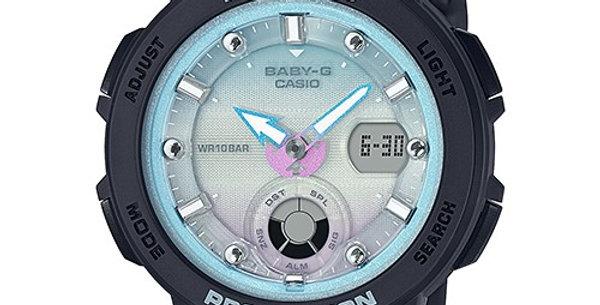 Casio Baby-G BGA-250-1A2 Neon Illuminator