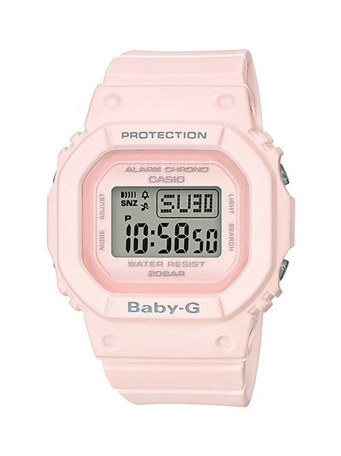 Baby-G BGD-560-4D Shell-Pink