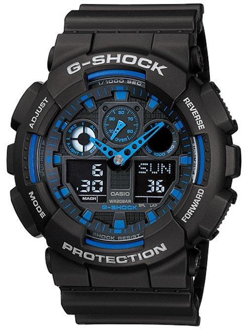 G-Shock GA-100-1A2 Masquerade