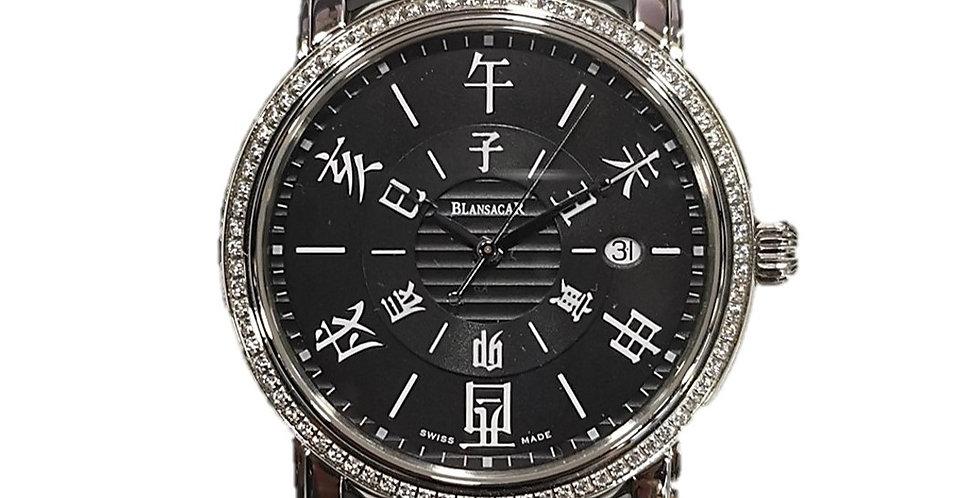 Blansacar Twelve Hour - Medium Black