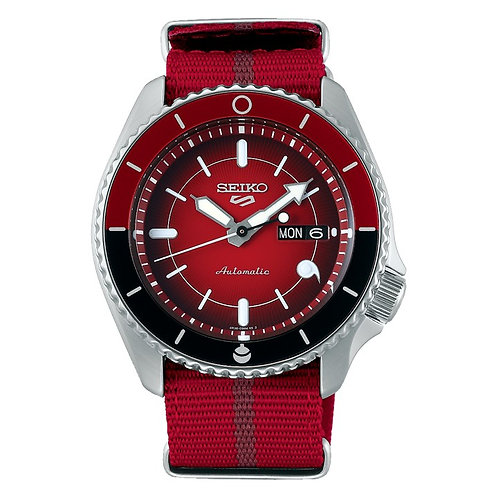 Seiko 5 Sports SRPF67K1 (Limited Edition of 6,500 Pieces)