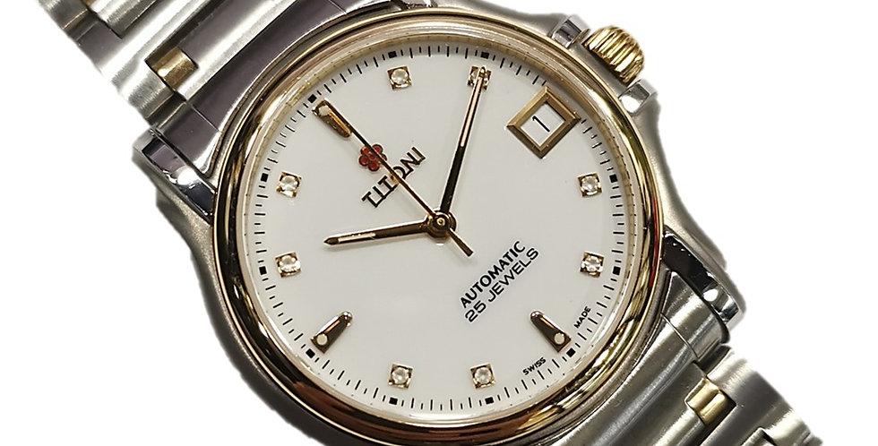 Titoni Classic 83974 Silver