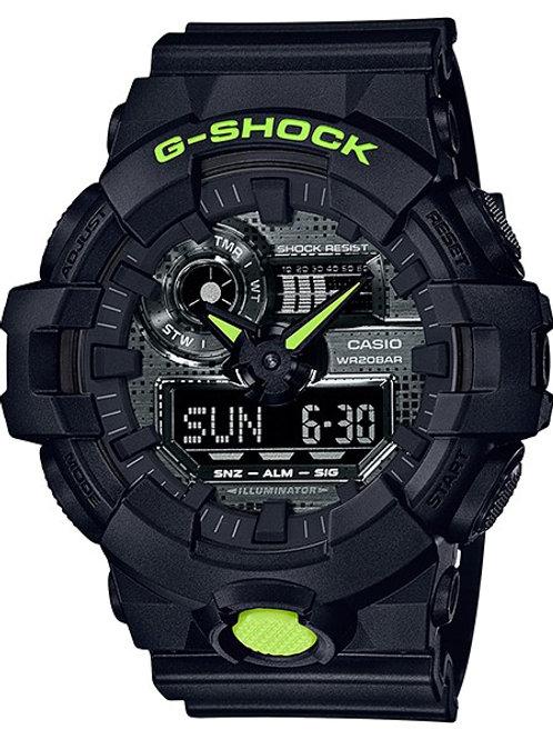 G-Shock GA-700DC-1A Viridescent