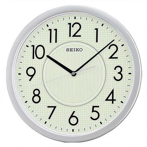 Seiko Wall Clock QXA629S Chalky Luminous Front
