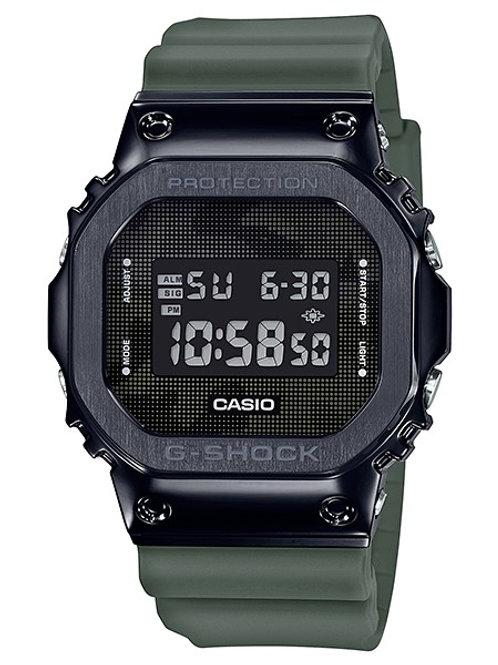 G-Shock GM-5600B-3D Military Green