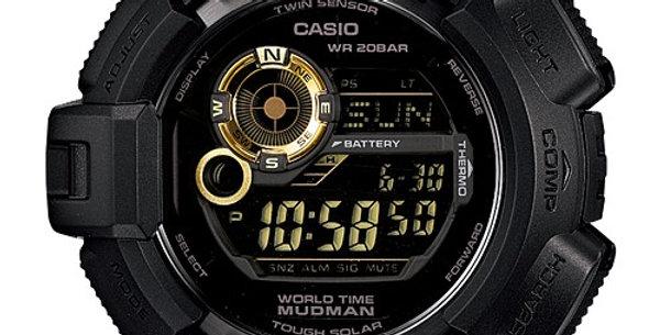 G-Shock G-9300GB-1D Black-Out