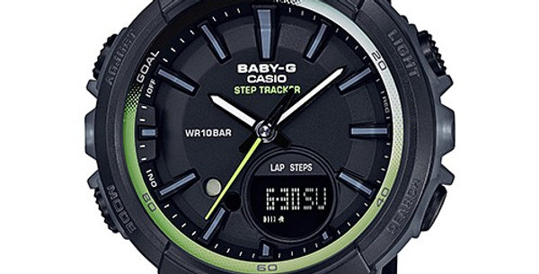 Casio Baby-G BGS-100-1A G-Squad