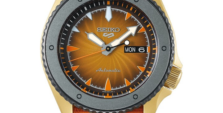 Seiko 5 Sports SRPF70K1 (Limited Edition of 6,500 Pieces)