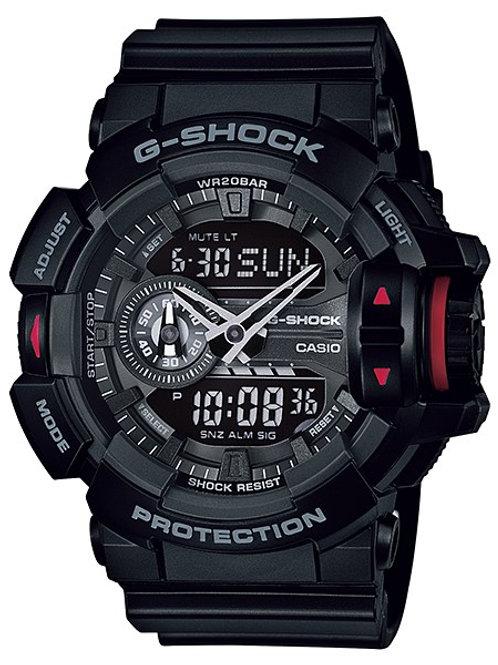 G-Shock GA-400-1B Intuitive