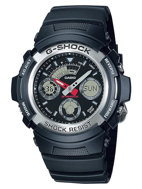 G-Shock AW-590-1A Classic