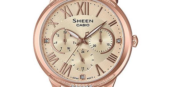 Casio Sheen SHE-3058PGL-9A