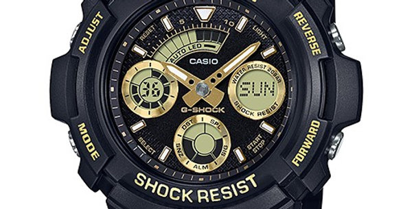 G-Shock AW-591GBX Chrome