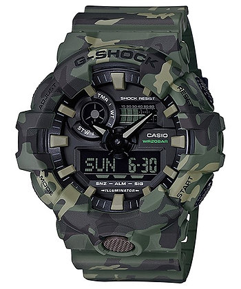 G-Shock GA-700CM-3A Jungle