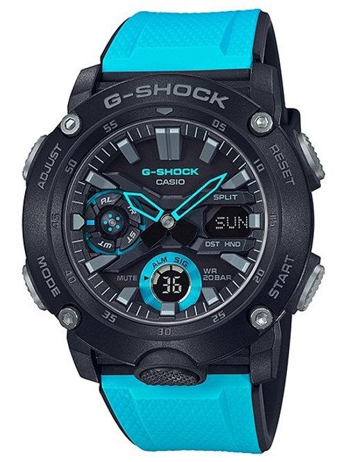 G-Shock GA-2000-1A2 Turquoise