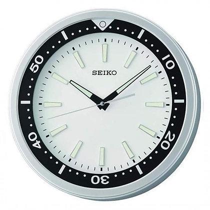Seiko Wall Clock QXA723S Snowy