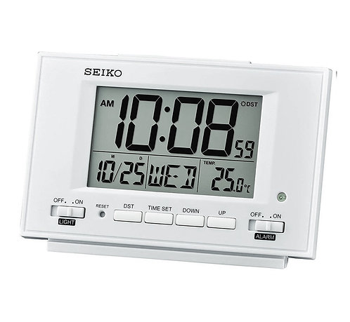 Seiko Table Clock QHL075W