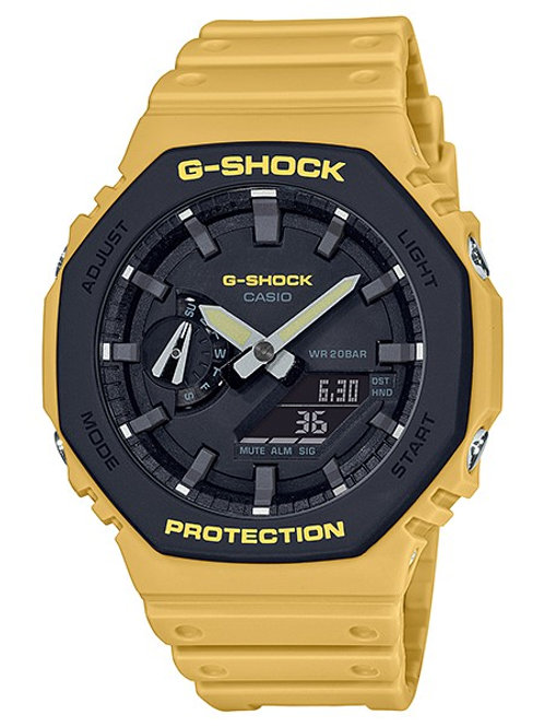 G-Shock GA-2110SU-9 Utility Amber