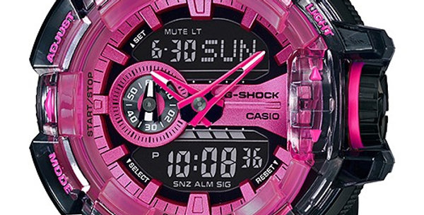 G-Shock GA-400SK-1A4 Verglas